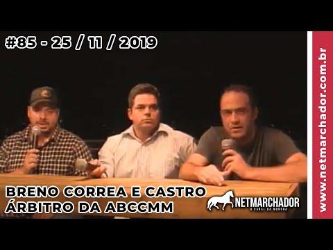 #85 No Trilho da Marcha 25/11/2019 - Com Breno Correia e Castro - Mangalarga Marchador