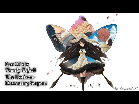 Bravely Default - Best of Mix (Final Fantasy - JRPG - Battle Themes)