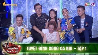 Cô bé 10 tuổi hát hit của Tùng Dương khiến dàn huấn luyện viên Tuyệt đỉnh song ca nhí 'xào xáo'