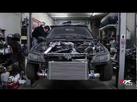 Авторское. Toyota Altezza с двигателем 1UZ-FE. Часть 3