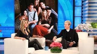 Jennifer Aniston on a Potential 'Friends' Reunion