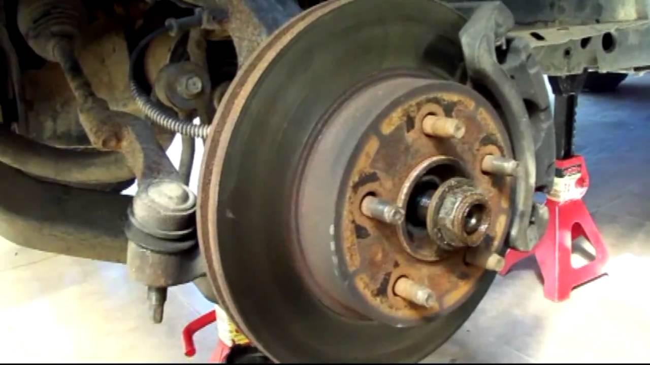 Cambio Rotulas Jeep Liberty Mpg Youtube