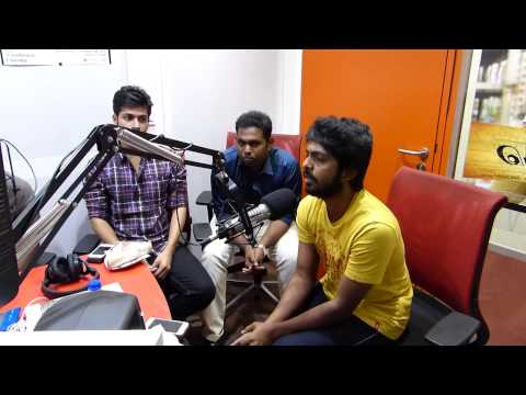 Suryan FM 93.5 'Poriyaalan' Team on Blade No1 !!!