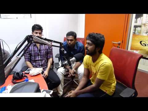 Suryan FM 93.5 'Poriyaalan' Team on Blade No1 !!!