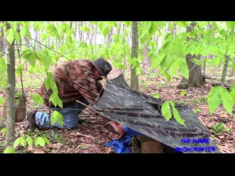 The Maine Bushcrafter: Stealth Camping
