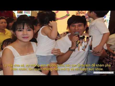 Tin tổng hợp :Minh Hà xinh đẹp đi sự kiện cùng ông xã Lý Hải sau 2 tuần sinh con thứ 4