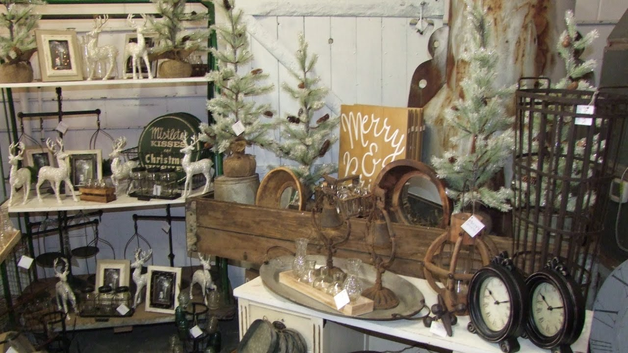 Antiques Consignment and Thrift shopping 11/13/2016