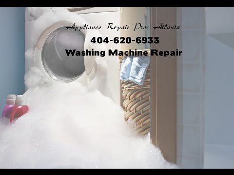 Washer and Dryer Repair Atlanta | 404-620-6669 | Atlanta GA Washer and Dryer Service