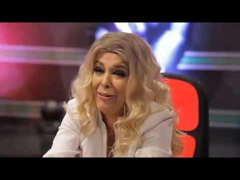 SNL:  The Voz Brasil cantores esnobam Claudia Leitte