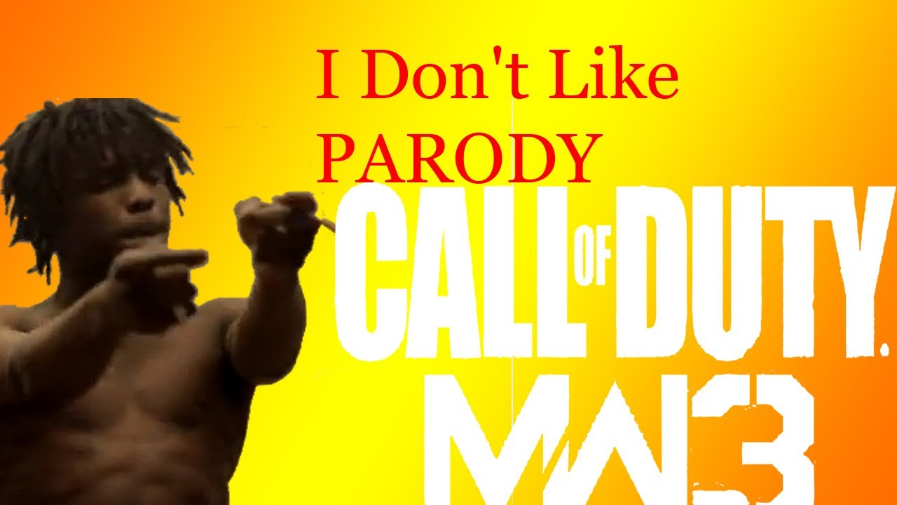 Chief keef i don t like call of duty video parody youtube