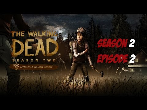 The Walking Dead - Season 2 - Episode 2 - Game Movie
