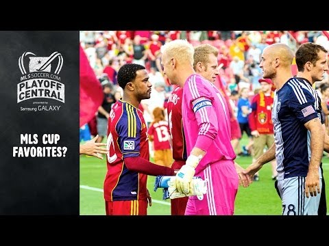 Is Sporting KC the MLS Cup favorite over Real Salt Lake? | Playoff Central