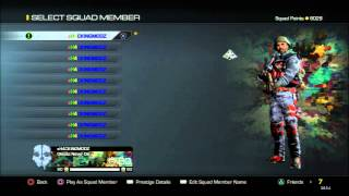 [PS3] Call Of Duty Ghosts: FREE Unlock All & Recovery
