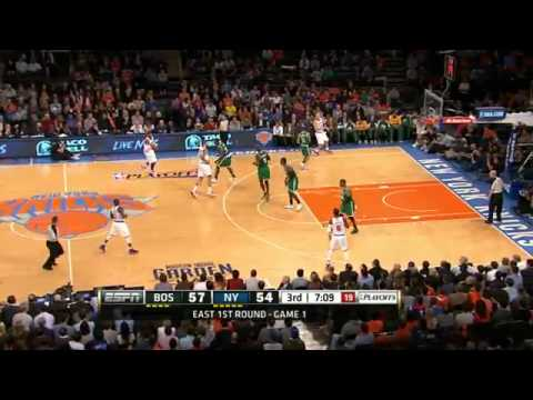 Carmelo Anthony Drops 36 to Beat the Celtics