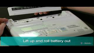 How To Install The SIM Card And Battery