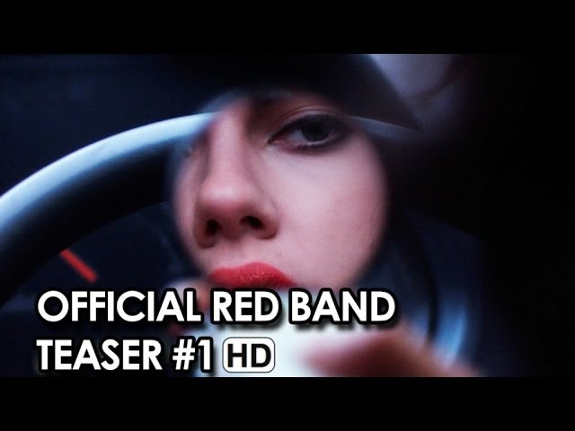 Under the Skin Official Red Band Teaser #1 (2014) HD