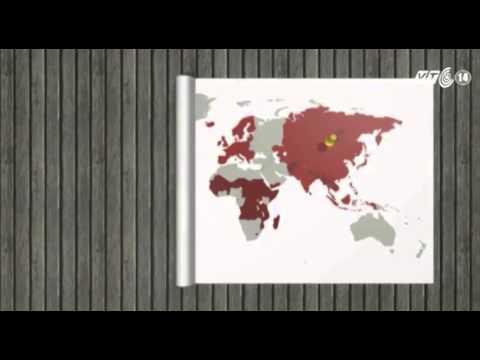 VTC14_Báo động lây nhiễm HIV ở châu Âu, Bắc Mỹ, Trung Á