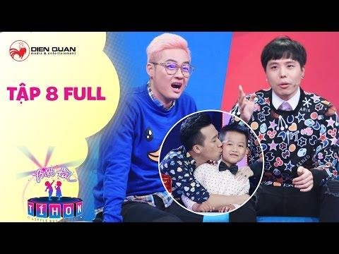 Biệt tài tí hon | tập 8 full hd: Thanh Duy, Trịnh Thăng Bình bái phục cậu bé làm toán bằng tiếng Anh