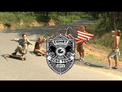 Comet Skateboards // DCDC TOUR (Part 1)