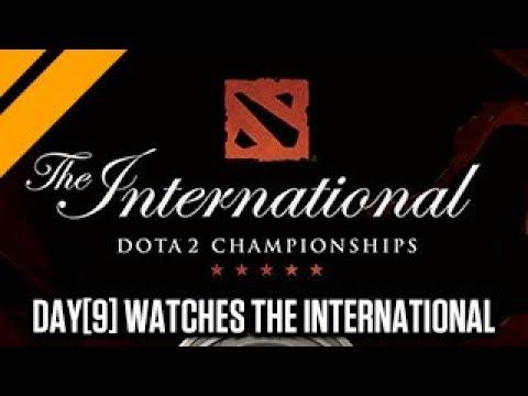 Day[9] Watches Dota: Spectating The International Dota 2 Championships