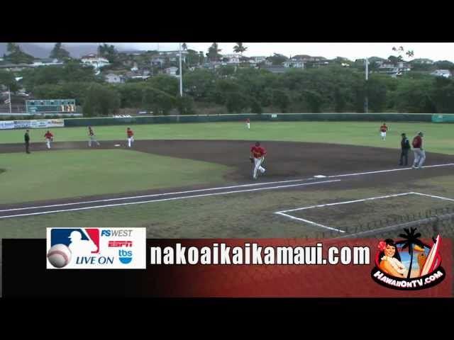 Na Koa Ikaiaka Maui Baseball - July 2011 Home Stand