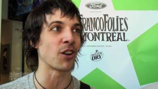 Ariel - Press Conference, 2010 Outdoor Concerts (in French)