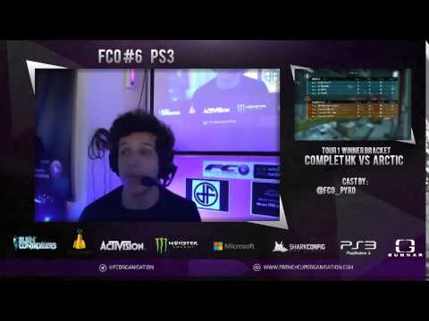 Complet HK Vs Arctic Gaming - FCO #6 PS3 ( Tour 1 )