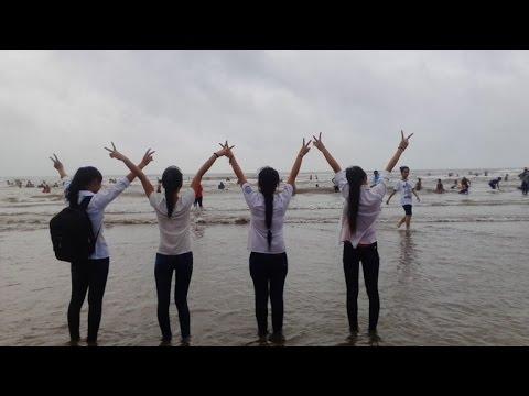 Những Hình Ảnh Đẹp Nhất Khi Tắm Biển DJ YuKi HuyAnh