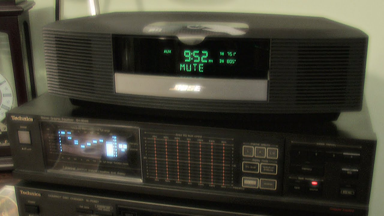 bose wave radio music system iii sound test with bluetooth. Black Bedroom Furniture Sets. Home Design Ideas