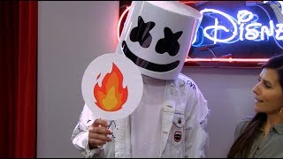 Marshmello Halloween Hot or Not | Radio Disney