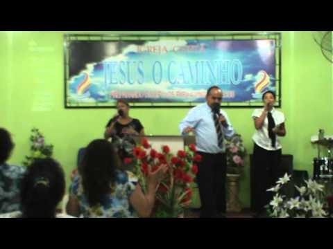 Terça 28/01/14 - Campanha de Cura e Libertação - Marcos 11:12 - Pr. Valdeci Ancelmo