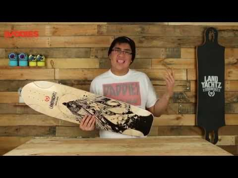 Daddies Reviews - Landyachtz Canyon Arrows 2014