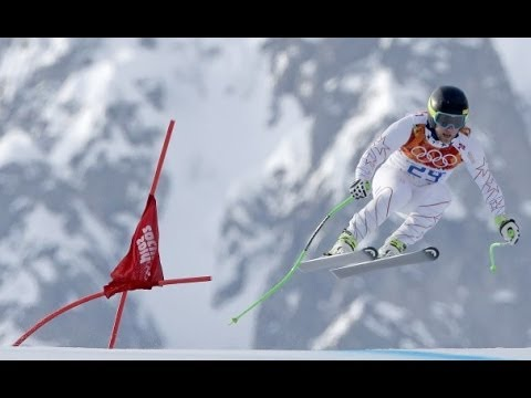 Bode Miller and Andrew Weibrecht win medals in Olympic super-G.