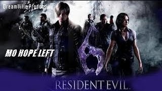 ''Resident Evil 6 Film No Hope Left'' All Cut Scenes 2013
