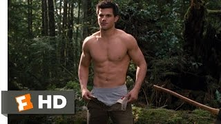 Twilight: Breaking Dawn Part 2 (5/10) Movie CLIP Jacob