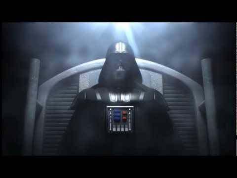 Birth of Darth Vader (3D Animation)