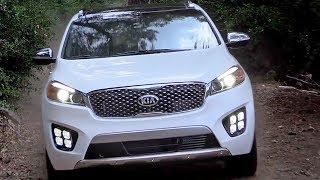 2018 Kia Sorento – Ready to Challenge Toyota Highlander. YouCar Car Reviews.