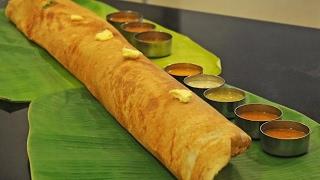 8 TYPES OF INDIAN BREAKFAST RECIPES  8 DOSAS | Street food Recipes-
