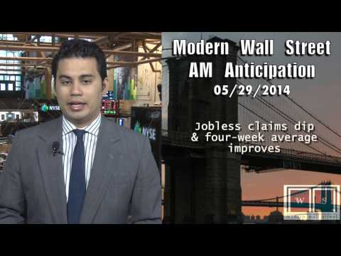 AM Anticipation: Futures rise on jobless claims, GDP dips