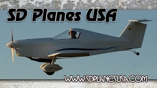 SD 1 MiniSport, SD1 Mini Sport experimental aircraft from SD Planes USA AV16