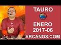 Video Horóscopo Semanal TAURO  del 5 al 11 Febrero 2017 (Semana 2017-06) (Lectura del Tarot)