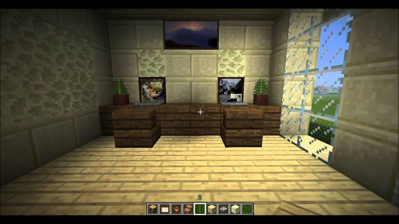 decoracao e interiores:Brasiquinha Minecraft E04 – Mais decoracao de interiores! – YouTube