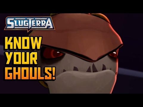 Slugterra Slugisode 7 - Know Your Ghouls!