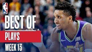 NBA's Best Plays   Week 13