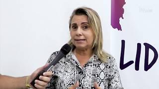 Participante afirma que formação política é essencial para mulheres