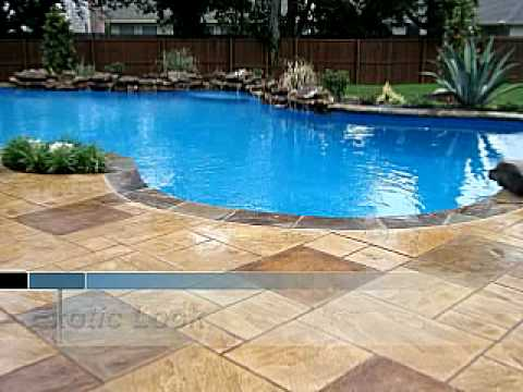 Free swimming pool design ideas video youtube for Swimming pool renovation ideas