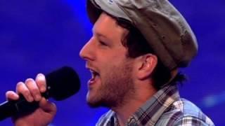 Matt Cardle's X Factor Audition Itv.com/xfactor
