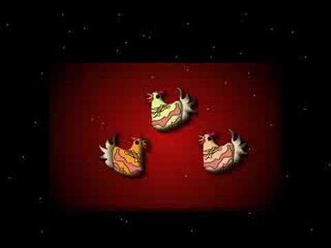 The Twelve Days Of Christmas-  Children Song