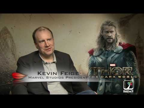 Kevin Feige on Loki and The Black Panther movies | Thor The Dark World