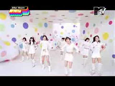 SNSD - Kissing You MV HQ